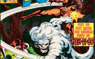 The TOP 13 Greatest Comic Book MONSTERS – PART II