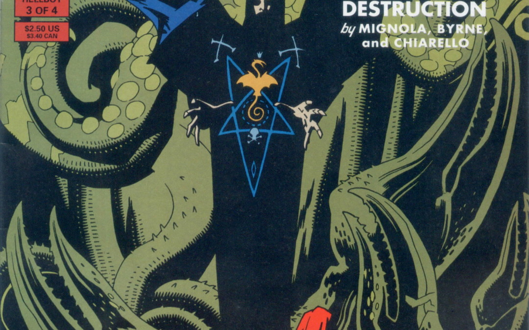 The TOP 13 Greatest Comic Book MONSTERS – PART I