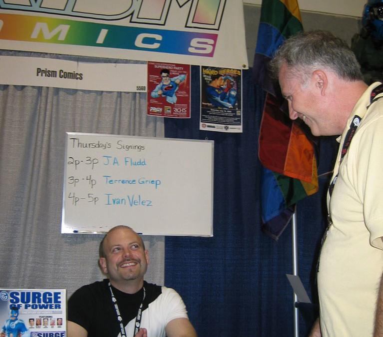 Gaylaxicon 2012 Happening October 5-7 in Minneapolis!