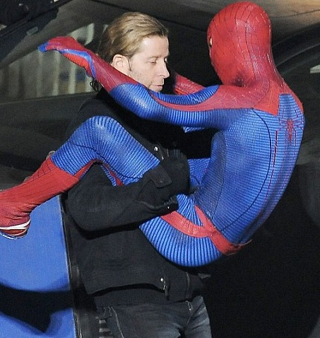 The Gay Killed Spidey's Marriage