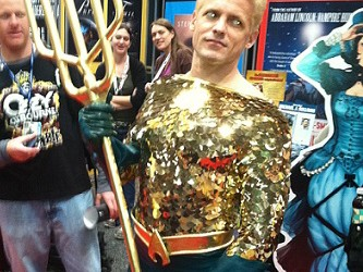 Queer Geek Report from NY Comic-Con!