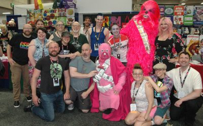 PRISM COMICS RETURNS TO COMIC-CON INTERNATIONAL: SAN DIEGO COMIC-CON
