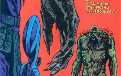 The Ultimate Haunted House – Exploring the Corridors of SWAMP THING #45