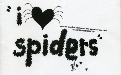 i love spiders