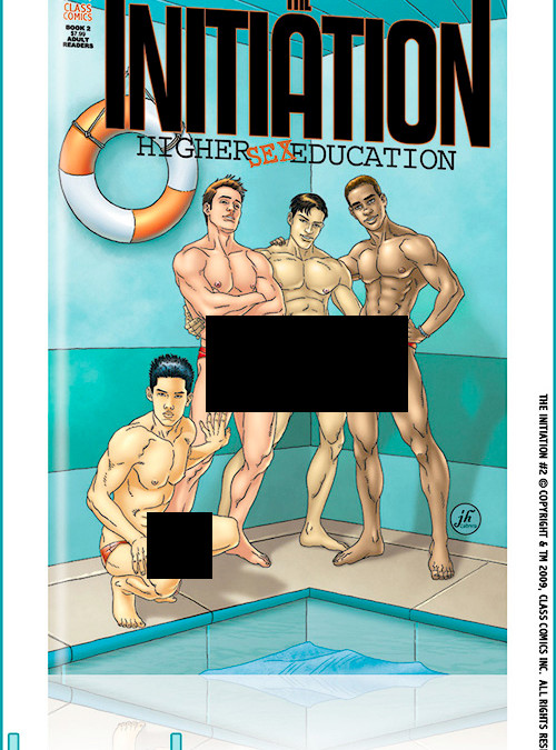 The Initiation #2