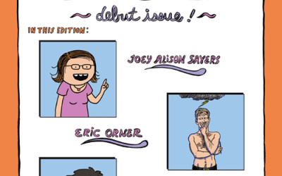 Prism Comics Announces Robert Kirby as the 2011 Queer Press Grant Recipient!