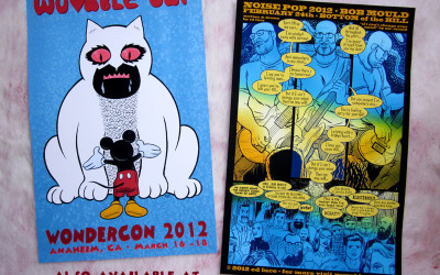 Wuvable Oaf Devours WonderCon In Anaheim!