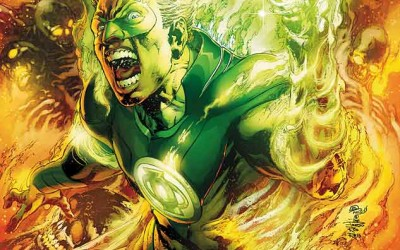 James Robinson Talks To The Advocate About Alan Scott, DC's Gay Green Lantern