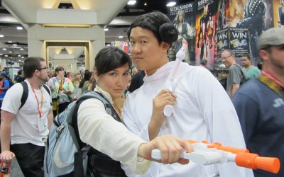 Queer Nerd Blog: First Prism Comics Report from San Diego Comic-Con 2012!