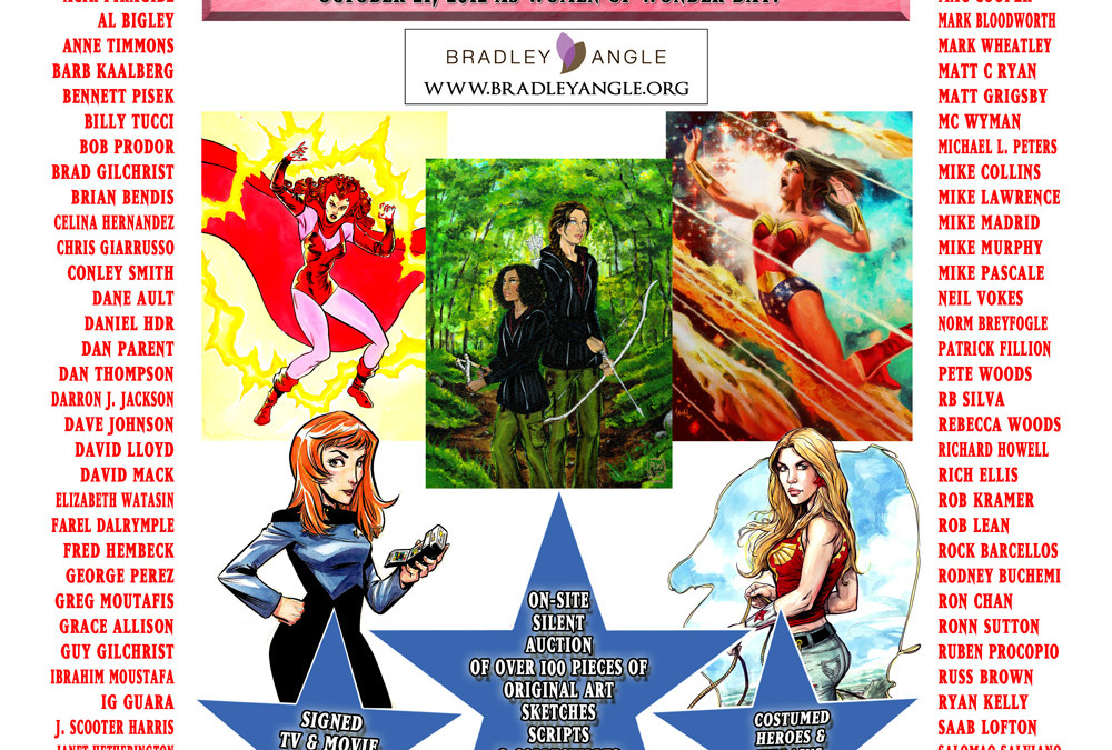 Women of Wonder Day Returns for a 7th Year
