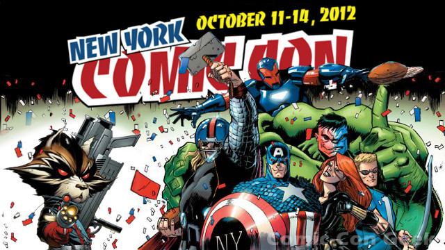 Prism Returns to New York Comic-Con October 11-14!