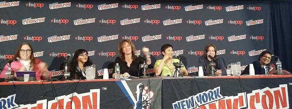 NYCC 2014: Women in Queer Comics Panel