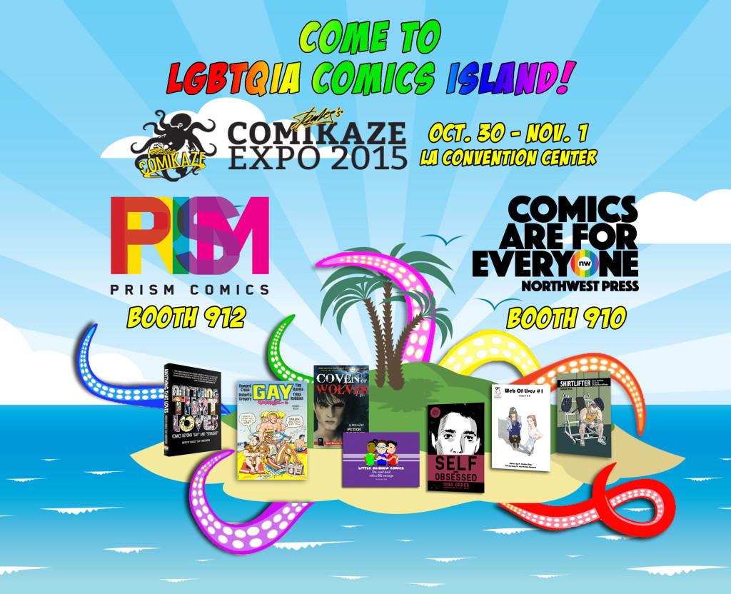 Prism at Comikaze