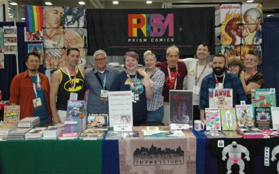 Prism Comics Celebrates 13 Years of Championing LGBTQ Comics, Creators and Readers at SDCC!