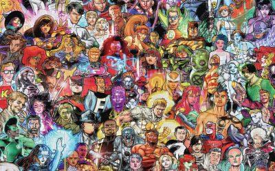 Prism Comics Panels for Comic-Con@Home 2021