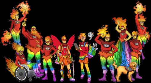 FLAMIES (HI-RES)